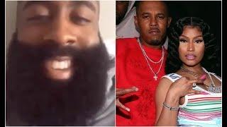 Meek Mill Drops Diss Song To Nicki Minaj Boyfriend James Harden Leaks On Instagram