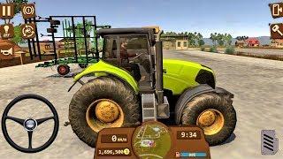Farmer Sim 2018 #13 - Farming Simulator Android IOS gameplay