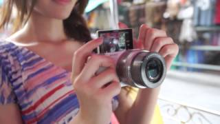 the new NEX-3N Compact System Camera from Sony