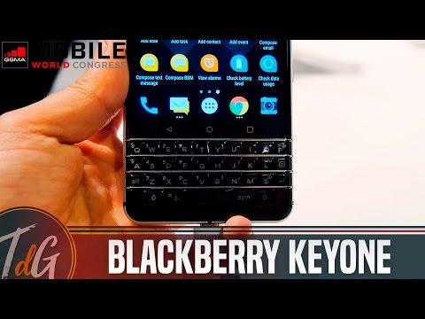 BlackBerry KEYone, Primeras impresiones #MWC17