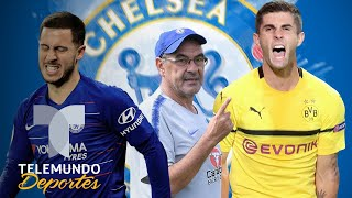 Sanción al Chelsea, ¿qué pasará con Hazard? | Premier League | Telemundo