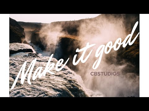 MAKE IT GOOD TEASER. ORIGINAL SONG BY CBSTUDIOS. KOL ISHA.