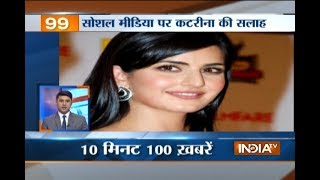 News 100 | 10 June, 2017 - India TV