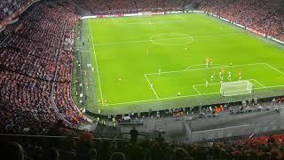 Nederland - duitsland 1-0 Virgil van Dijk Vak 430