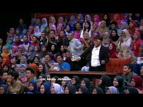 Ayda Jebat Joget Di Jakarta Bersama Andre & Sule
