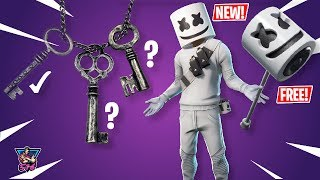 "🔴 FORTNITE LIVE | NEW ""MARSHMELLO"" SKIN 