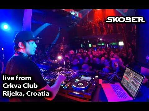 Skober live from Crkva Club, Rijeka (Croatia) [25-11-2017]