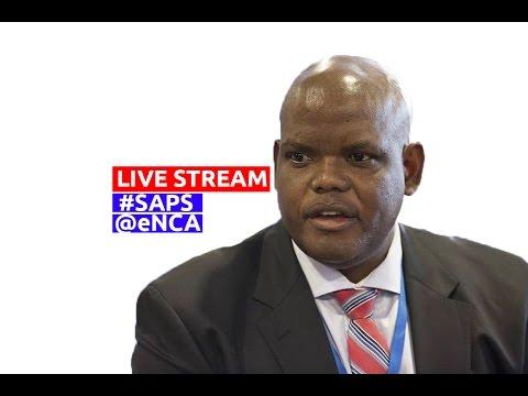 Acting national police commissioner speaks