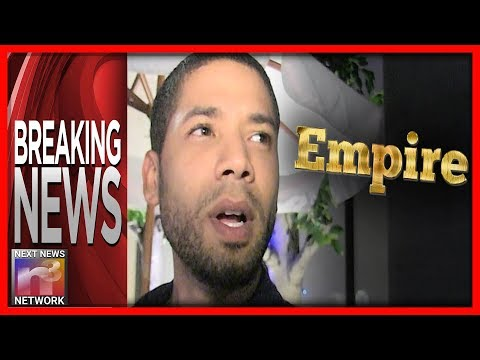 BREAKING: 'Empire' Cast Just Turned on Jussie Smollett - Here's What They're Saying