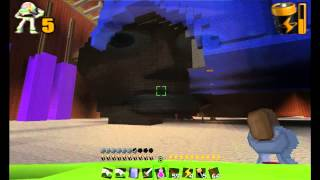 TOY STORY 2 - Minecraft Adventure Map (by Pitch Black aka pitchOlogia) #6