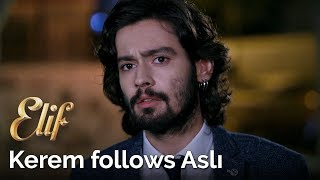 Video Kerem follows Asli… | #Elif797 - Ending Scene download MP3, 3GP, MP4, WEBM, AVI, FLV November 2018