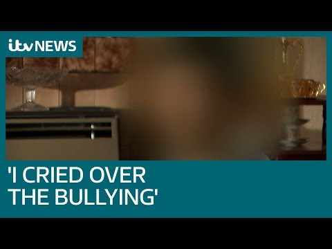Syrian boy attacked in video 'crying at night' over bullying | ITV News