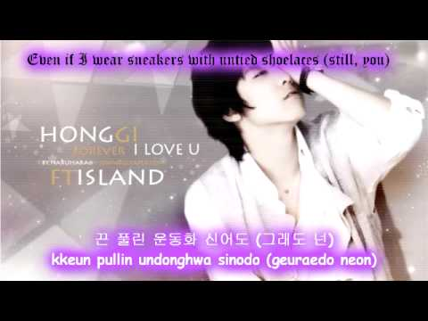 FT ISLAND I'm A Bad Person [Eng Sub + Romanization + Hangul] HD