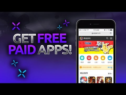 iOS 10 - 10.1.1/10.2: Get PAID Apps/Games FREE (NO JAILBREAK) iPhone, iPad, iPod - Alex Reed