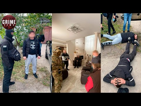 Под Киевом разоблачили банду «криминального авторитета»
