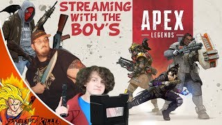 "Apex Legends the New Battle Royale - Fortnite KILLER!!! LET""S GET A WIN!!!"