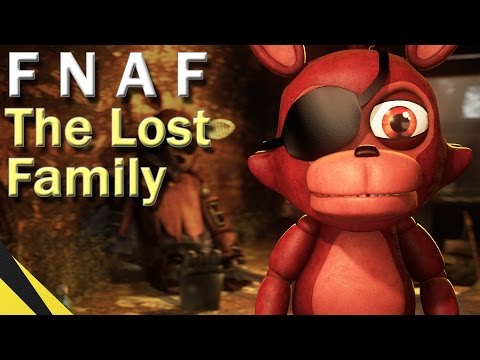 [SFM] Five Nights at Freddy's: The Lost Family | FNAF Animation
