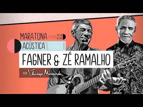 Live Maratona Acústica FAGNER E ZÉ RAMALHO por Thiago Miranda!