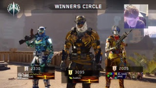 BO3 LIVE STREAM NEW TRIPLE PLAY GRIND 20$ PSN CARD AT 1K SUBS #EvoLRC