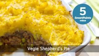 Vegie Shepherds Pie | Easy Cooking Videos | Weight Watchers AUNZ
