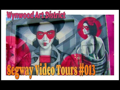 Segway Video Tours