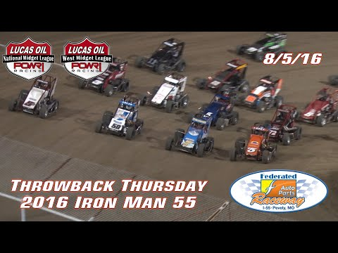 Iron Man 55 A-Main Highlights Night #1