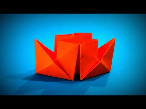 How to Make a Paper Boat Steamer DIY | Easy Origami ART | Paper Crafts
