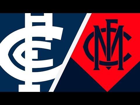 Highlights: Carlton v Melbourne
