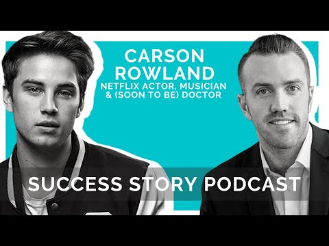 Carson Rowland, Actor & Musician | Navigating Success, Family, Culture & Life | SSP Interview