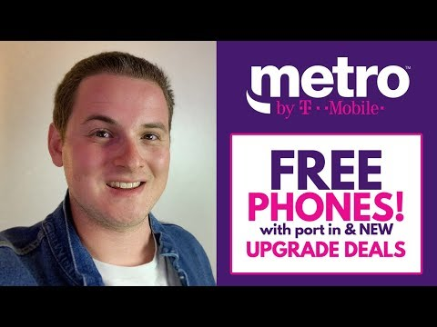 Metro by T-Mobile // FREE LG Stylo 5, Galaxy A20, LG K40 w/ Port-in + New Upgrade Promo!