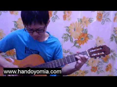 算什么男人 Suan Shen Me Nan Ren - 周杰伦 Jay Chou - Fingerstyle Guitar Solo