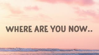 Alan Walker - Where are you now (Faded) (Lyrics)