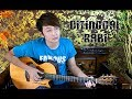 NDX Ditinggal Rabi Nathan Fingerstyle Guitar Cover Via Vallen Nella Kharisma