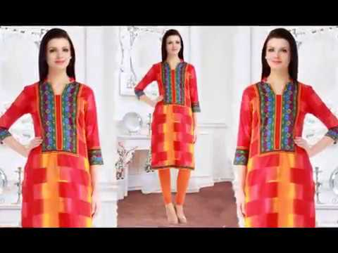 image of Simple Kurti youtube video 3