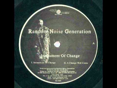 Random Noise Generation - Systematic