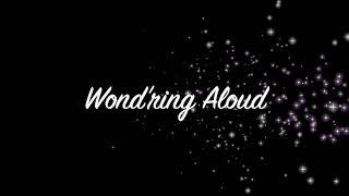 Wond'ring Aloud Jethro Tull