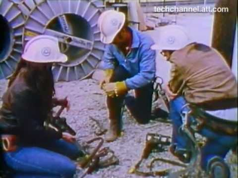 AT&T Archives: Careers: Line Worker (1974)