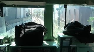 4K ・【前面展望】・JR奈良線・2021 04 10・京都駅→奈良駅・複線化・普通列車・日本旅行【通訳案内士】・京都府・奈良県