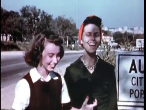 Austin The Friendly City (1943)