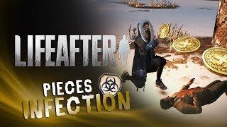 LIFEAFTER - COMMENT GAGNER DES PIÈCES D'INFECTION !