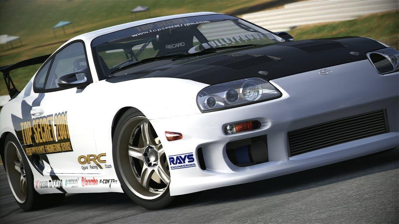 2002 Toyota Top Secret 0 300 Supra 171 Unicorn Car 187 De
