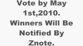 Zwinky Live Awards May 10th,2010 Thumbnail