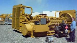 Caterpillar 3516 Test Run - IMP Corporation Item# 6497