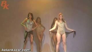 Pasarela Traje de Bano grupo S4 - Evento Gala 2008 día 15-12-08