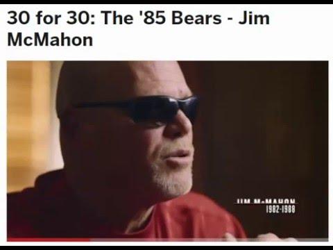 Jim McMahon Concussion Treatment