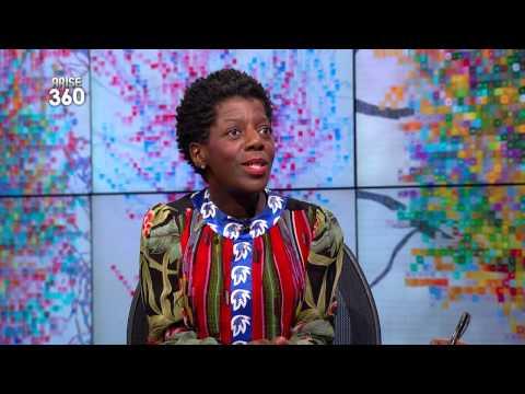 Chief curator of  Studio Museum, Thelma Golden!