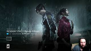 Resident Evil 2 Deluxe Edition & Is it Worth it an extra $10 Upgrade