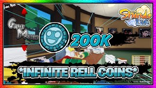 [200k RELL COINS] FASṪEST Way To Get Rell Coins In Shindo Life | Rell Coins Fast | Shindo Life Codes