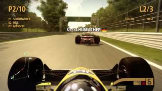 Flashback To F1 2013 | Epic Classic Race At Monza