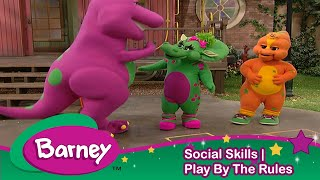 Barney|Play By The Rules!|Social Skills